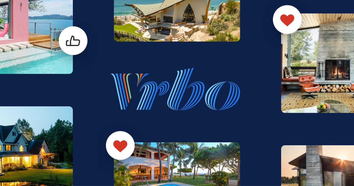 Vrbo Book Your Vacation Rentals Beach Houses Cabins Condos More