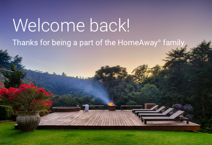 HomeAway: Owner Login on